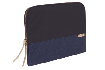 "STM Grace notebook case 38.1 cm (15"") Sleeve case Navy"