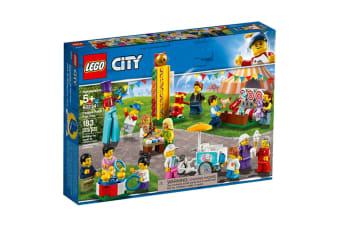 LEGO City People Pack - Fun Fair (60234)