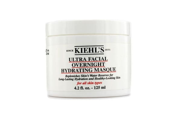 Kiehl's Ultra Facial Overnight Hydrating Masque - For All Skin Types (125ml/4.2oz)