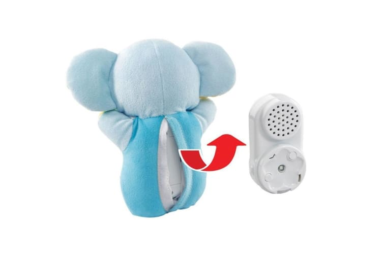 Vtech Snooze and Soothe Elephant in Blue