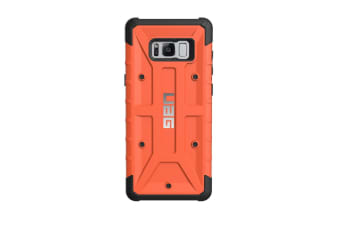 UAG Galaxy S8+ Pathfinder Case (Rust)