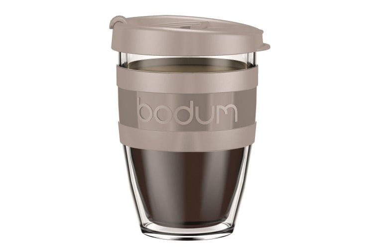 Bodum Joycup Travel Cup 300ml Taupe