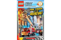 City Adventures 1 - Fire Truck to the Rescue!
