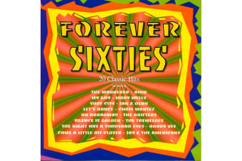 Forever Sixties BRAND NEW SEALED MUSIC ALBUM CD - AU STOCK