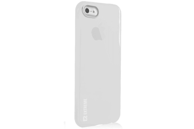 Slim White Clear Transparent Shock Resistant Cover Case For iPhone 6+/6S Plus