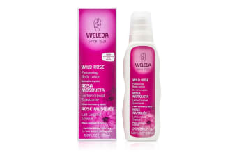 Weleda Wild Rose Pampering Body Lotion For Normal To Dry Skin 200ml/6.8oz