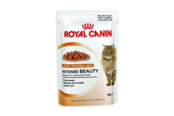 Royal Canin Intense Beauty in Jelly - 1 Pack