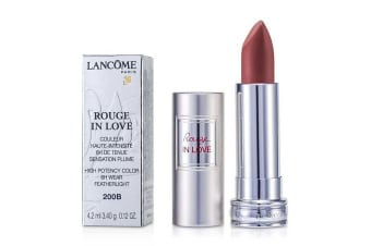 Lancome Rouge In Love Lipstick - # 200B Rose The 4.2ml/0.12oz