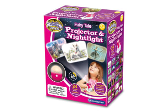 Brainstorm Fairy Tale Projector and Nightlight
