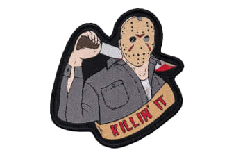 Friday the 13th Jason Voorhees Patch