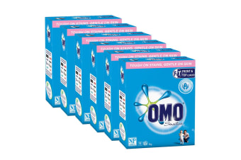 12KG OMO Sensitive Front & Top Loader Laundry Powder