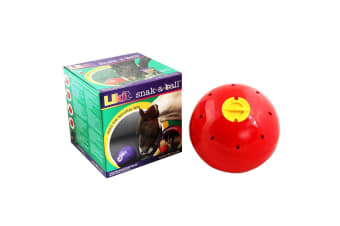 Likit Snak-a-Ball (Red)