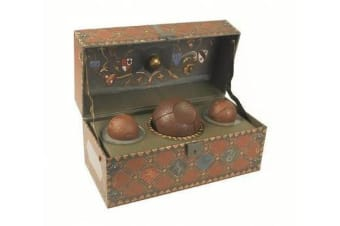Harry Potter - Collectible Quidditch Set