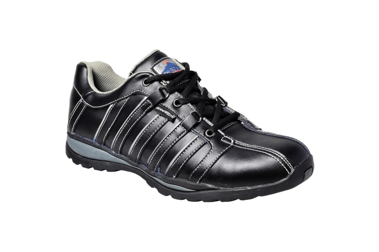 Portwest Mens Steelite Arx Safety Steel Toecap Trainers (Black) (6UK/39EUR)