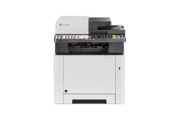 KYOCERA ECOSYS M5521CDN A4 COLOUR MFP PRINTER / 21PPM / COPY SCAN FAX / 1X50 SHEET TRAY 1X250 SHEET TRAY / USB / NIC / DUPLEX / 2YR ONSITE WARRANTY