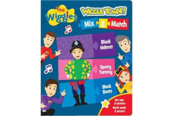 The Wiggles - Wiggle Town! Mix & Match