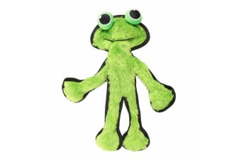 Happy Pet Froggles Dog Toy (Lime Green)
