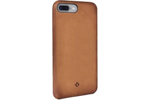 Twelve South Relaxed Leather Case for iPhone 7/6S Plus - Cognac