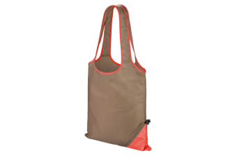 Result Core Compact Shopping Bag (Fennel/Pink) (One Size)
