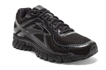 a260a7e7d56 Brooks Men s Adrenaline GTS 16 Shoes (Black Anthracite
