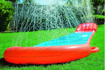 5.5m Kids Single Slide Pool