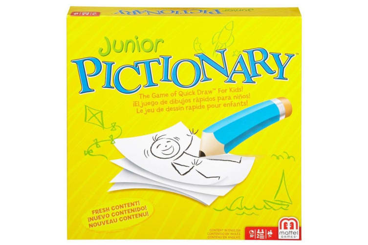 Pictionary Junior Game