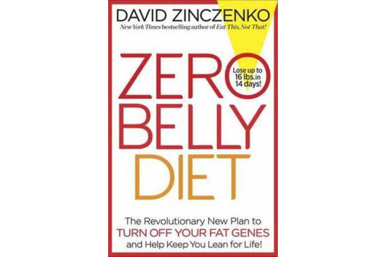 Zero Belly - The Revolutionary New Plan to Turn off Your Fat Genes and Keep You Lean for Life!