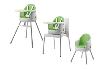 Keter Multi Dine 3 in 1 High chair Green