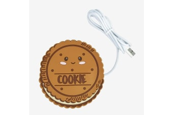 Novelty Cute Cookie USB Mug Warmer