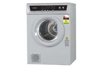 Heller 7kg Electronic Clothes Dryer with Stainless Steel Tub (CD07ELEC)