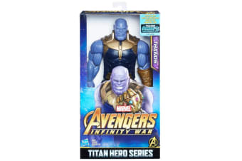 Avengers Infinity War Titan Hero Power FX - Thanos