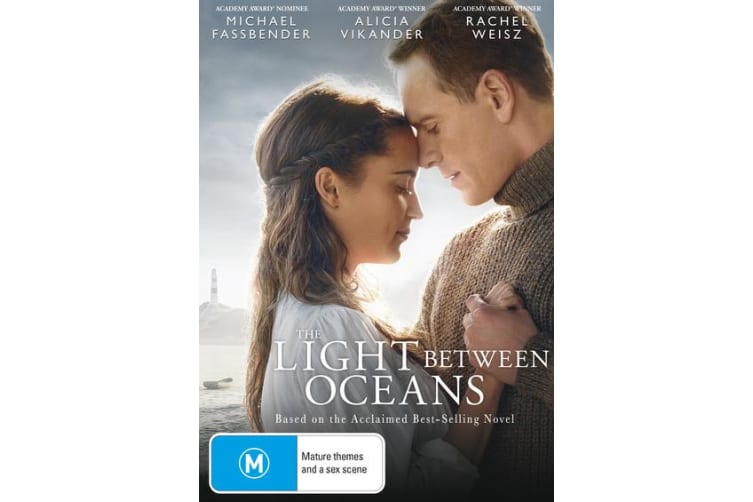 The Light Between Oceans DVD Region 4
