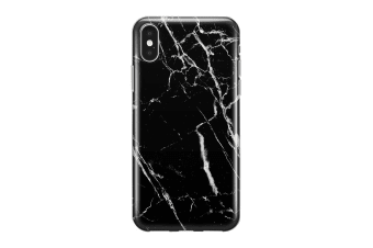 Recover iPhone XR Case - Black Marble (REC053)