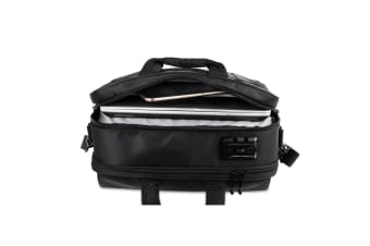 "Kensington SecureTrek notebook case 39.6 cm (15.6"") Briefcase Black"