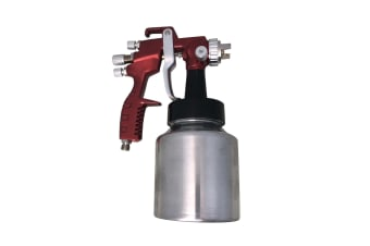 Spray Gun Paint Gun High Volume Low Pressure Nozzle 1.8mm Tip 1000cc Capacity