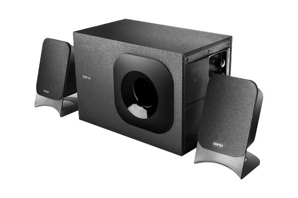 Edifier 2.1 Bluetooth Speaker System (M1370BT)