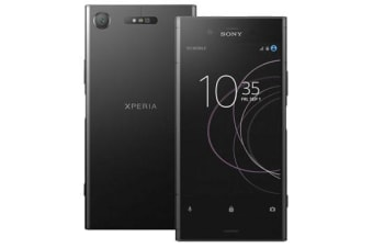New Sony Xperia XZ1 G8342 Dual SIM 64GB 4G LTE Smartphone Black (FREE DELIVERY + 1 YEAR AU WARRANTY)