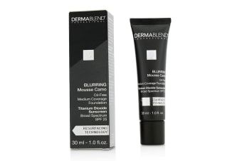Dermablend Blurring Mousse Camo Oil Free Foundation SPF 25 (Medium Coverage) - #45C Clay (Exp. Date 10/2019) 30ml/1oz