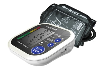 Digital Electronic Automatic Upper Arm Blood Pressure monitor with 22cm-42cm large cuff