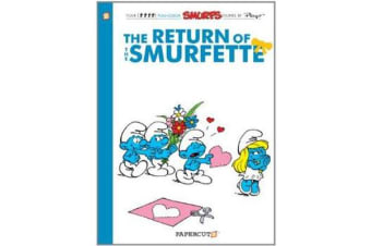 Smurfs #10 - The Return of the Smurfette, The