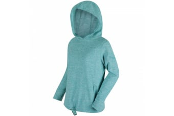 Regatta Womens/Ladies Chantile Marl Fleece (Jade Green) (10 UK)