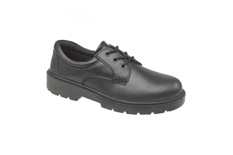 Amblers Steel FS41 Safety Gibson / Womens Ladies Shoes (Black) (4 UK)