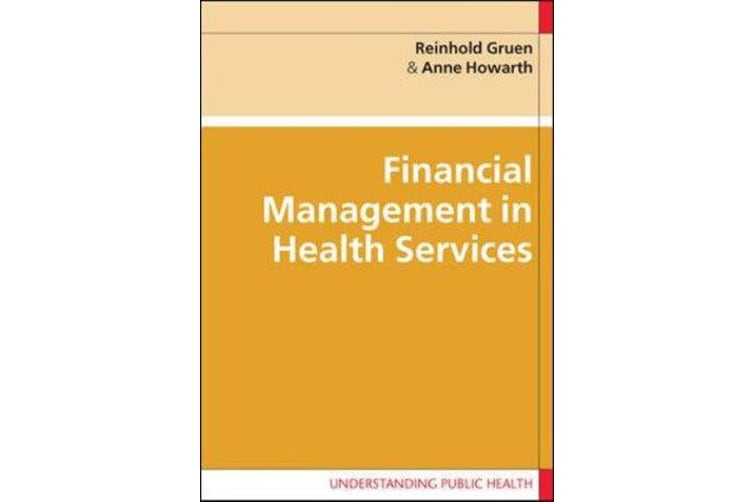 Financial Management in Health Services