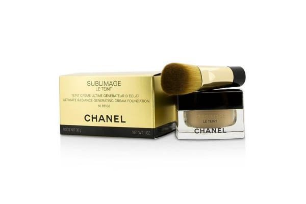 Chanel Sublimage Le Teint Ultimate Radiance Generating Cream Foundation - # 30 Beige 30g/1oz