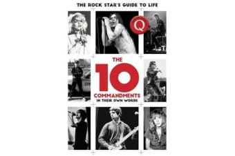 The 10 Commandments - The Rock Star's Guide to Life