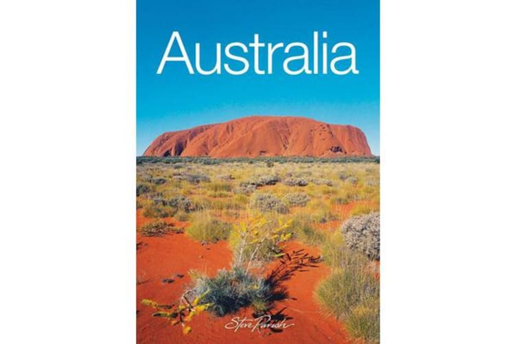 Discovering Australia Gift Book