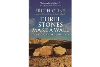 Three Stones Make a Wall - The Story of Archaeology