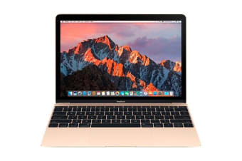 "Apple 12"" MacBook (512GB, 1.3GHz i5, Gold) - AU/NZ Model"