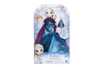 Disney Frozen Royal Reveal Transforming Elsa