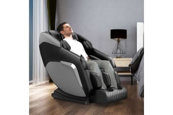 HOMASA Black Full body Massage Chair Zero Gravity Recliner